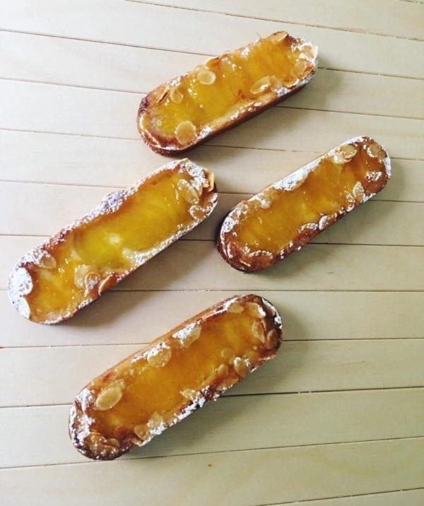 Tartelettes Abricots Amandes – 40 € par personne