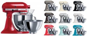 meilleur robot patissier patisserie comparatif robot sur socle guide d'achat kitchen Aid