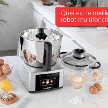 top des meilleurs robots cuiseurs multifonctions pas cher comparatif