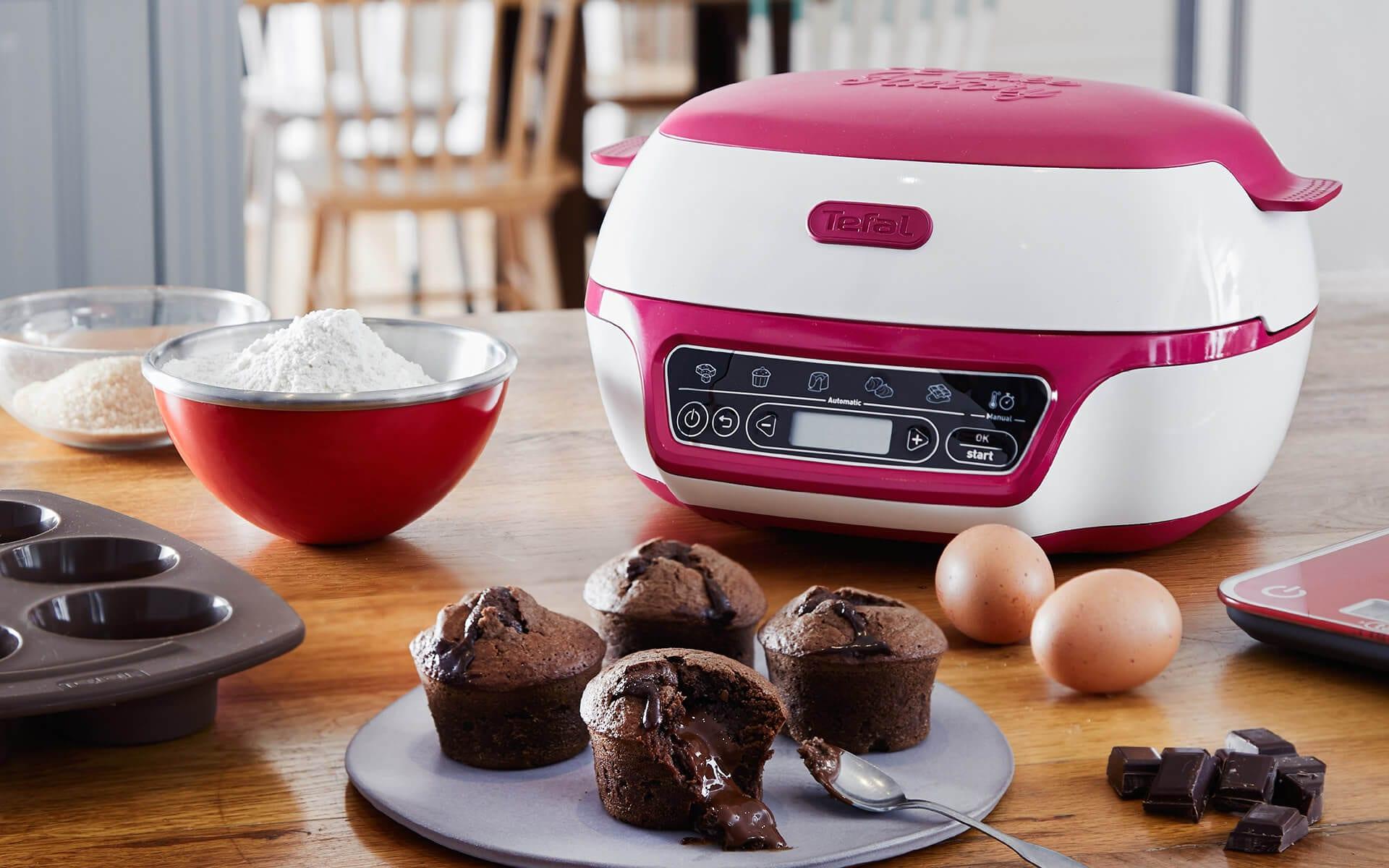 Mon test et mon avis de Chef Pâtissier sur le Tefal Cake