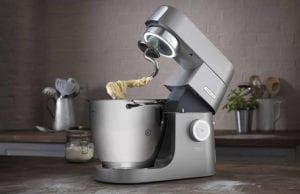 test comparatif avis kenwood chef titanium robot pâtissier 2019