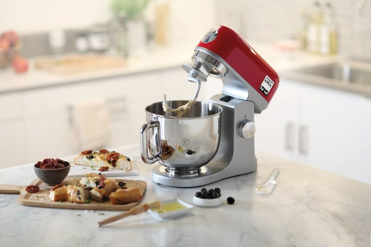 test avis kenwood kmix 750 robot pâtissier comparatif