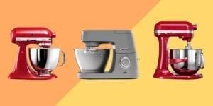 comparatif kenwood vs Kitchenaid artisan ou chef titanium kitchen aid versus Kenwood
