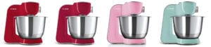 test essai avis robot pâtissier Bosch mum5 Kitchen machine