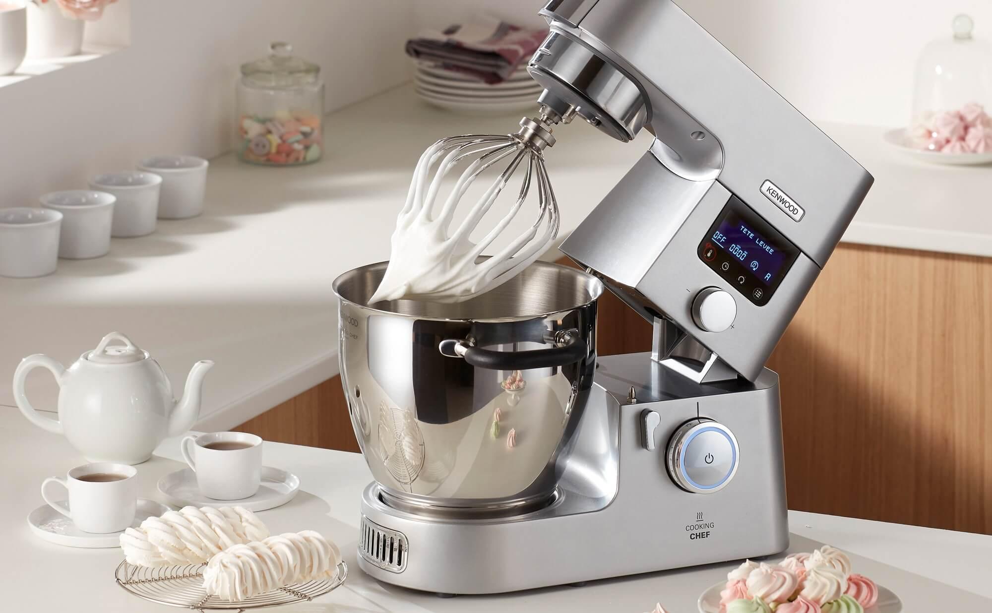 robot cuiseur multifonction robot pâtisserie Kenwood Cooking Chef gourmet test essai 2019