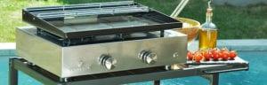 meilleure plancha électrique gaz comparatif quel plancha choisir guide d'achat