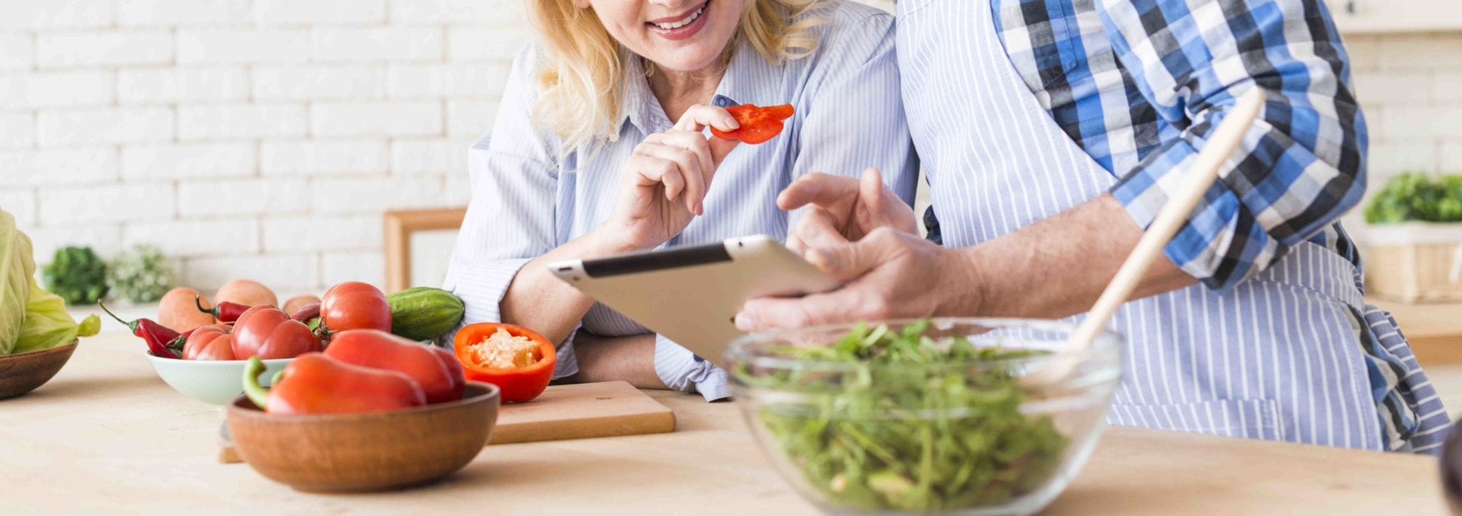 meilleur tablette tactile cuisine pâtisserie comparatif guide d'achat