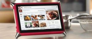 meilleur écran tablette tactile cuisine