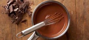 chocolat couverture réussir glaçage miroir