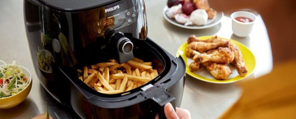 meilleure friteuse sans huile Philips airfryer essai test complet avis