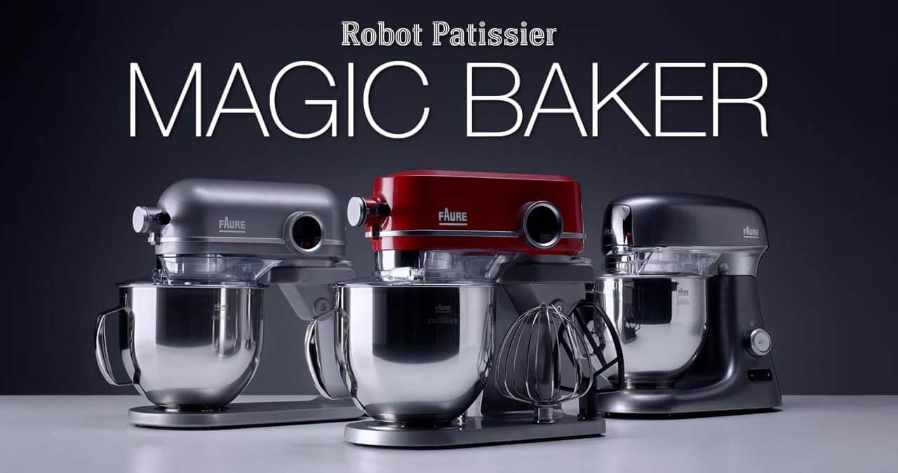 avis test essai robot patissier Faure Magic Baker excellence