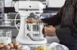 meilleur robot patisserie KitchenAid