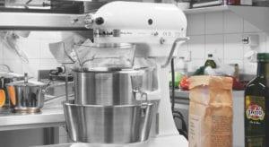 robot pastelero profesional barato