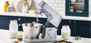 Kenwood Chef robot patissier professionnel comparatif guide d'achat