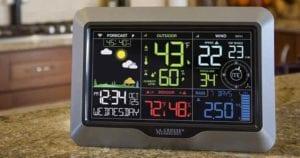 meilleure station météo la crosse Technology