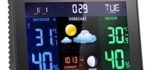 station météo couleur pas cher comparatif guide d'achat