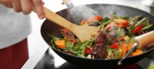 meilleur cuisson wok