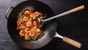 meilleur wok asiatique