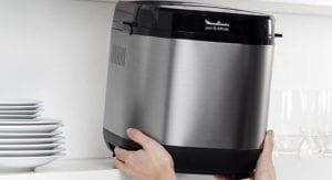 Prueba revisión prueba Moulinex máquina de pan panes y delicias máquina de pan