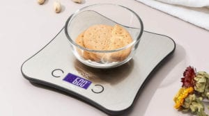Revisión de prueba de prueba de báscula de cocina electrónica Adoric
