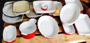 meilleur plat four Pyrex céramique fonte émaillée pas cher guide d'achat comparatif pas cher