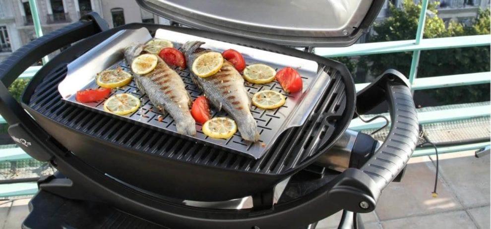 Grill électrique Mythic Simple Krampouz Esprit Barbecue