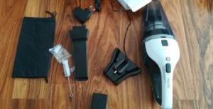 avis test essai aspirateur sans fil holife