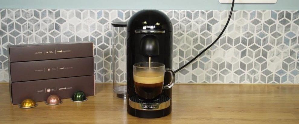 avis test essai krups nespresso vertuo