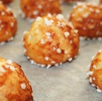 meilleure recette pâte à choux chouquettes
