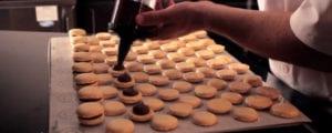 aviso prueba prueba presión del pistón pastelería manga pastelera tubo del comprador