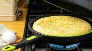 meilleure poêle a omelette tortillas