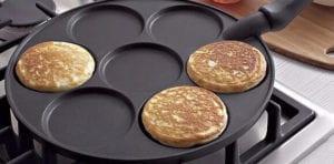 meilleure poêle pancake blinis oeufs